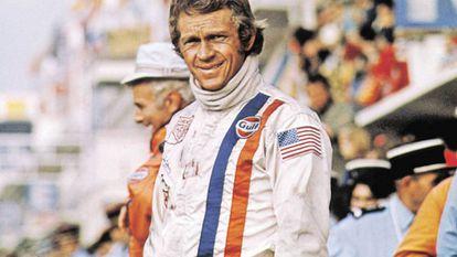 Steve McQueen, en un fotograma del documental.