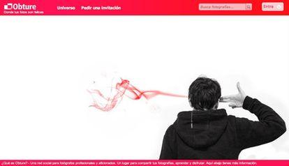 La red social para profesionales y aficionados de la fotografía, creada por el joven salmantino Raúl Álvarez.
