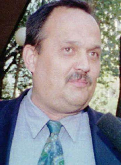 Gerd Honsik, en 1995.
