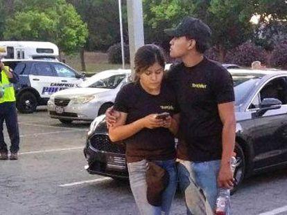 Las fuerzas de seguridad tienen a un sospechoso bajo custodia, según  The New York Times