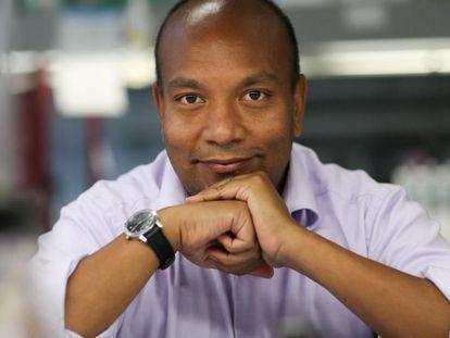 El inmunólogo Sumit Chanda, coautor del estudio.