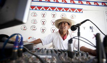 Radio Huautla, en Oaxaca.