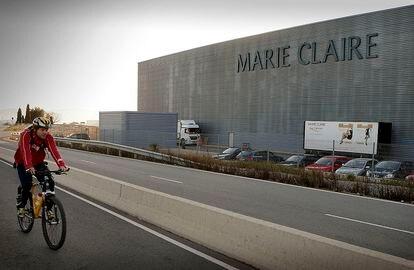 Planta de Marie Claire en Borriol.