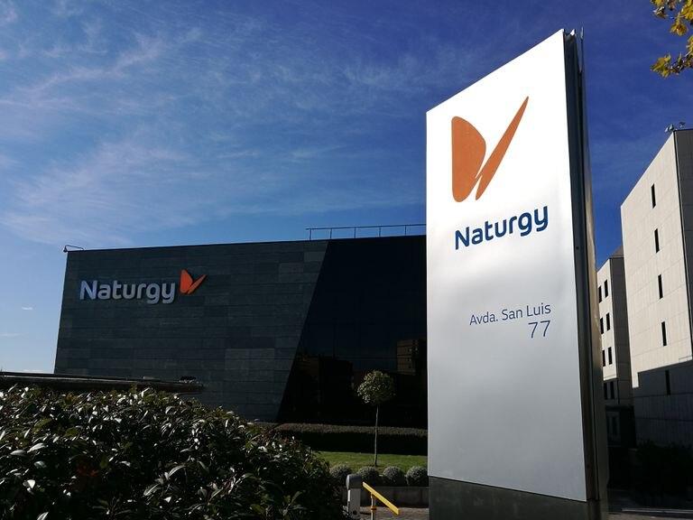 Sede de Naturgy en Madrid.