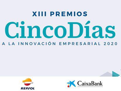 XIII premios CincoDías a la innovación empresarial 2020