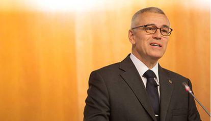 El rector de la UPF, Jaume Casals