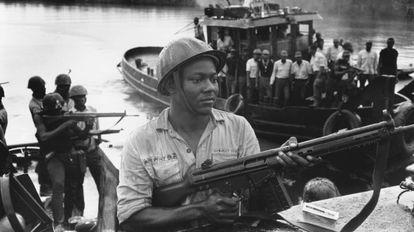 Biafra War (1967 – 1970)