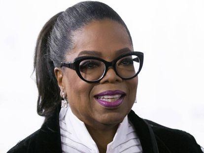 Oprah Winfrey el pasado octubre en Vancouver.