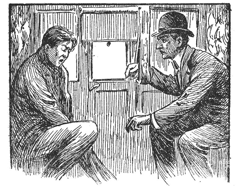 Illustration by Alfred Roloff from the originals published in Germany in 1907.