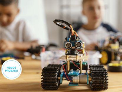 Ponemos a prueba los mejores kits de robótica infantiles disponibles en Amazon.