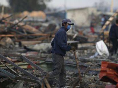 Es la hora de pedir responsabilidades por la catástrofe