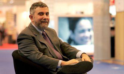 El Nobel de Economía, Paul Krugman.