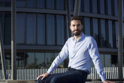 Carles Lloret, responsable de Uber en el Sur de Europa.