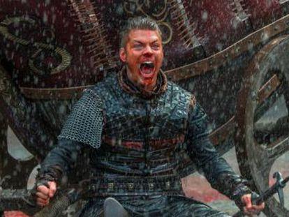 La quinta temporada de  Vikingos  lleva a sus protagonistas a Islandia y el Mediterráneo mientras la sexta rueda en Irlanda su llegada a Rusia