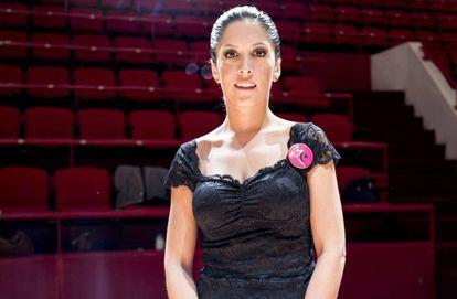 Lorena Peugnet, directora del festival.