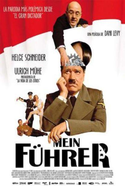 Cartel de Mein Führer