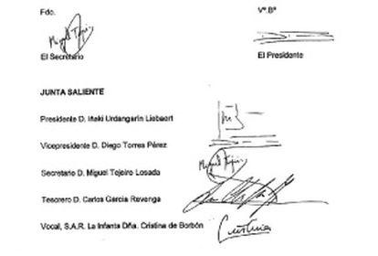 Comité Ejecutivo del Instituto Noos.