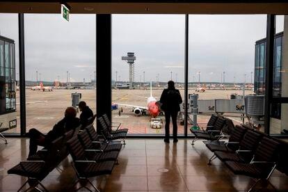 El aeropuerto de Berlín-Brandeburgo Willy Brandt.
