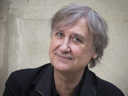 El caricaturista francés Jean Plantureux en París en 2017.