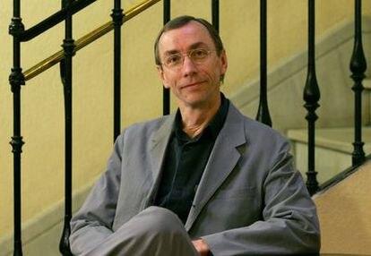 Svante Pääbo, fotografiado en Madrid en 2007.