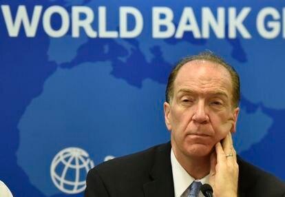 El presidente del Banco Mundial, David Malpass, en una imagen de 2019.