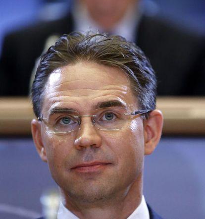 El vicepresidente de la Comisión Europea, Jyrki Katainen
