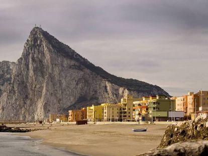 Peñon de Gibraltar.