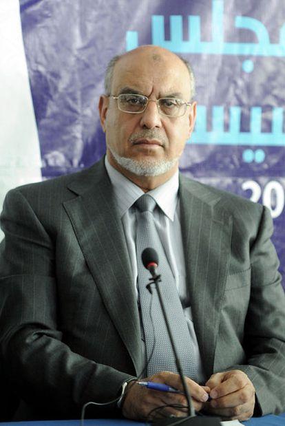 El secretario general del islamista Ennahda, Hamadi Yebali.