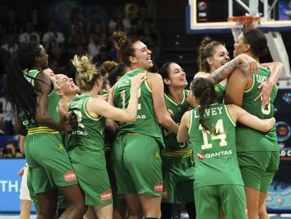 Australia celebra el pase a la final