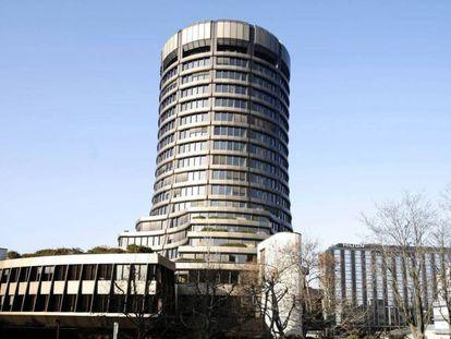 Sede del Banco Internacional de Pagos (BPI) en Basilea (Suiza).