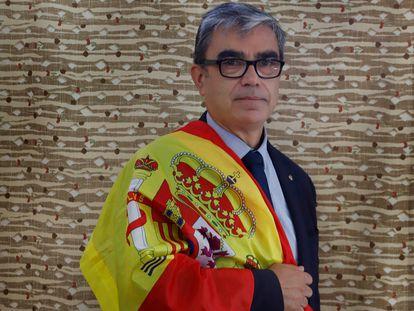 Jesús Rodríguez Pachón, expulsado de la coordinación de Vox en Terrassa.