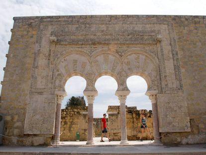 La ciudad califal de Medina Azahara.