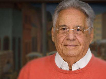 El expresidente brasileño Fernando Henrique Cardoso