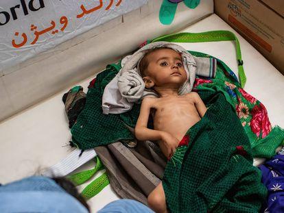 El hambre acecha Afganistán