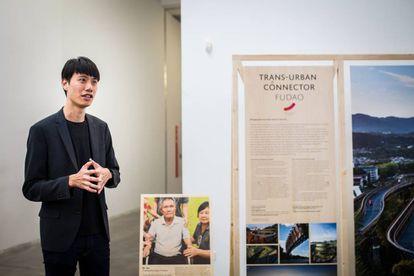 Presentación del proyecto 'Trans-Urban Connector'.