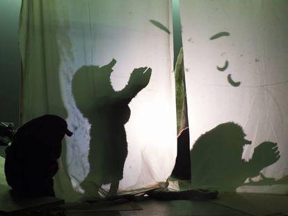 Una escena de 'La nuit des taupes'.