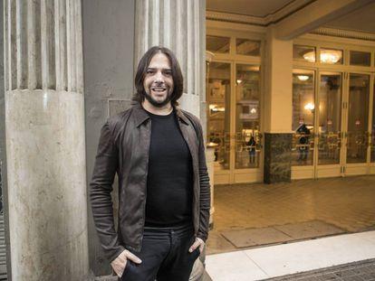 Joaquin Cortes presenta 'Esencia' en el teatro Tivoli de Barcelona.