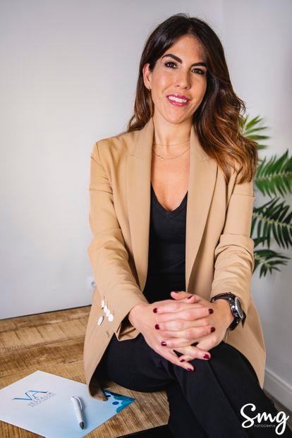 Delia María Rodríguez, abogada en Vestalia Abogados de Familia.