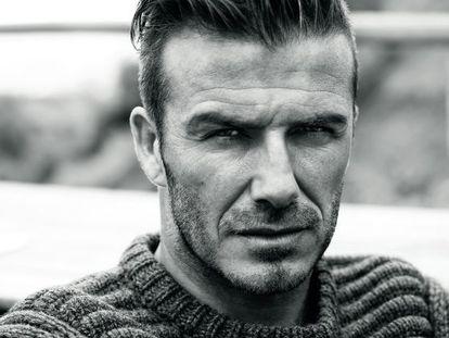 David Beckham, o cómo un futbolista se ha convertido en un icono de estilo.