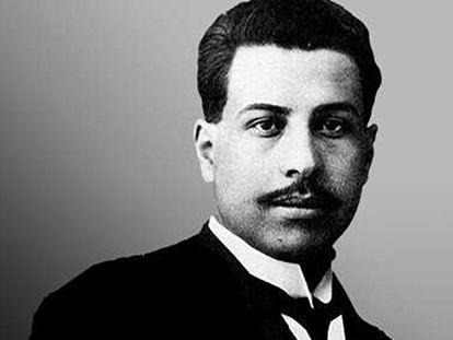 El poeta Ramón López Velarde, en una imagen sin fecha.