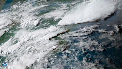 Un meteotsunami es un maremoto generado por las condiciones atmosféricas.