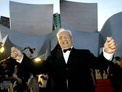 Frank Gehry, creador del Guggenheim de Bilbao.