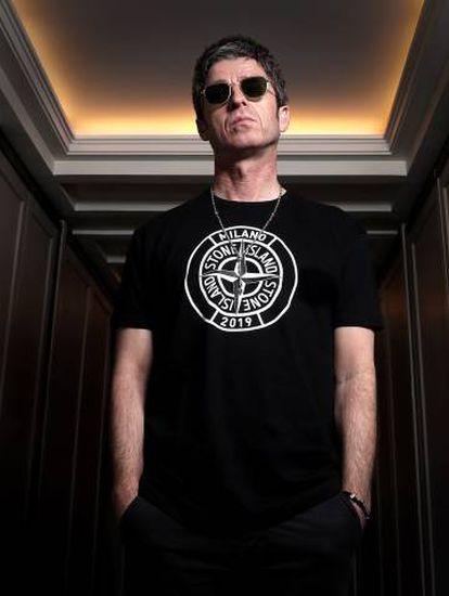 Noel Gallagher, el 11 de julio en Madrid.