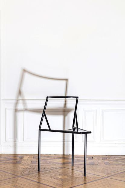 La silla Hérouille (1987) de Martin Sekeli.