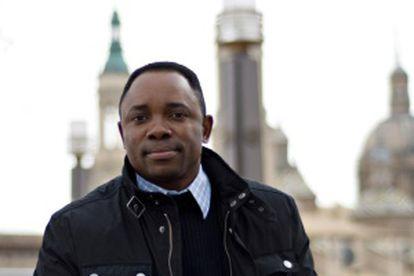Kossi Simeón Atchakpa, periodista togolés asilado en España.