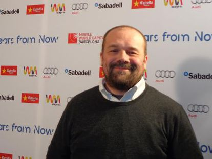 Massimo Banzi, cocreador de Arduino.