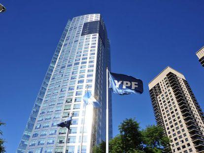 Repsol conserva una participación del 12% en YPF