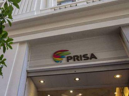 Sede de PRISA, en Madrid