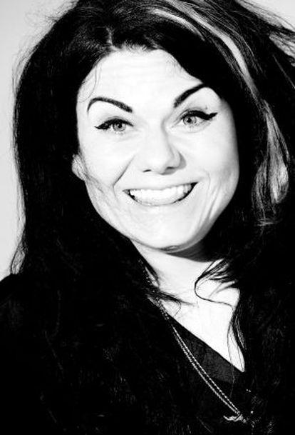 La escritora británica Caitlin Moran en junio de 2014.