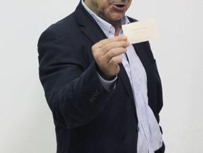 La Academia de Cine ratifica a Antonio Resines como presidente